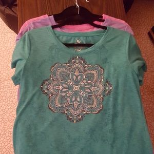 Made for Life 3 Shirt Bundle Womens Medium